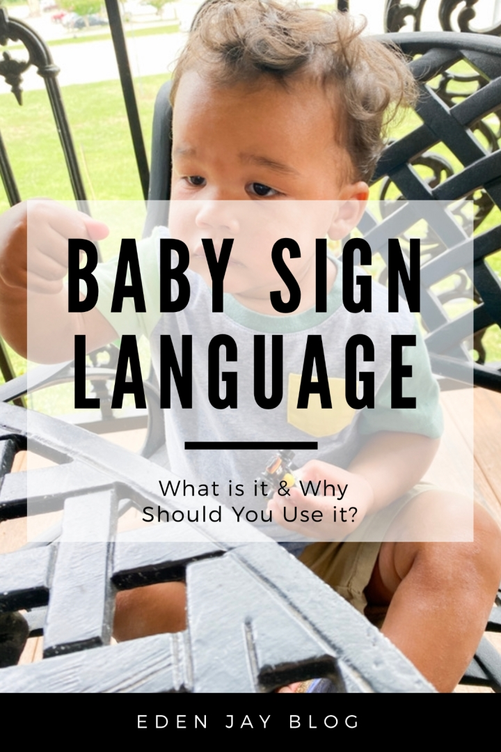 Baby Sign Language : What is it & Why Should You Use it?